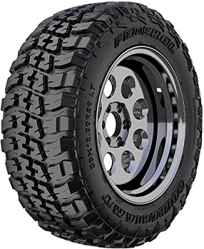 Federal Couragia M-T Radial Tire